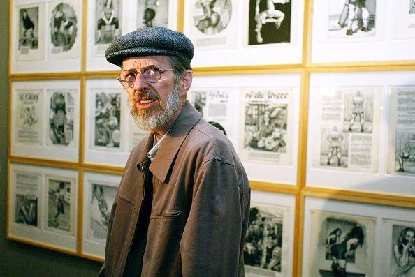 Crumb, Robert - Comiczeichner, USA