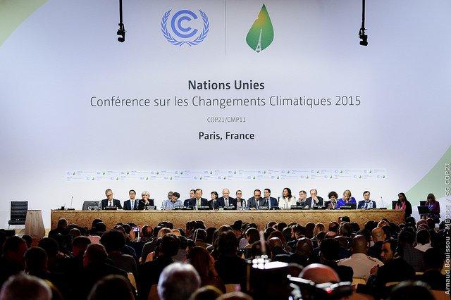 COP 21 (Paris) – Grupo Carta de Belém