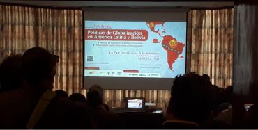 Expansão da economia chinesa na América Latina (CedLa – Bolívia) / Revista acadêmica Plustrabajo